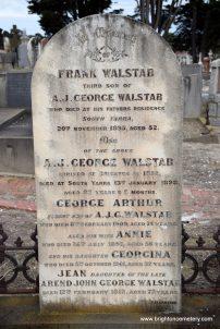 George Arthur Walstab
