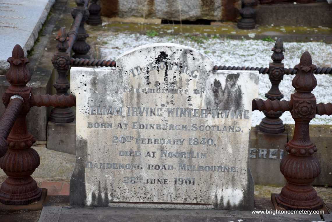 William Irving Winter-Irving