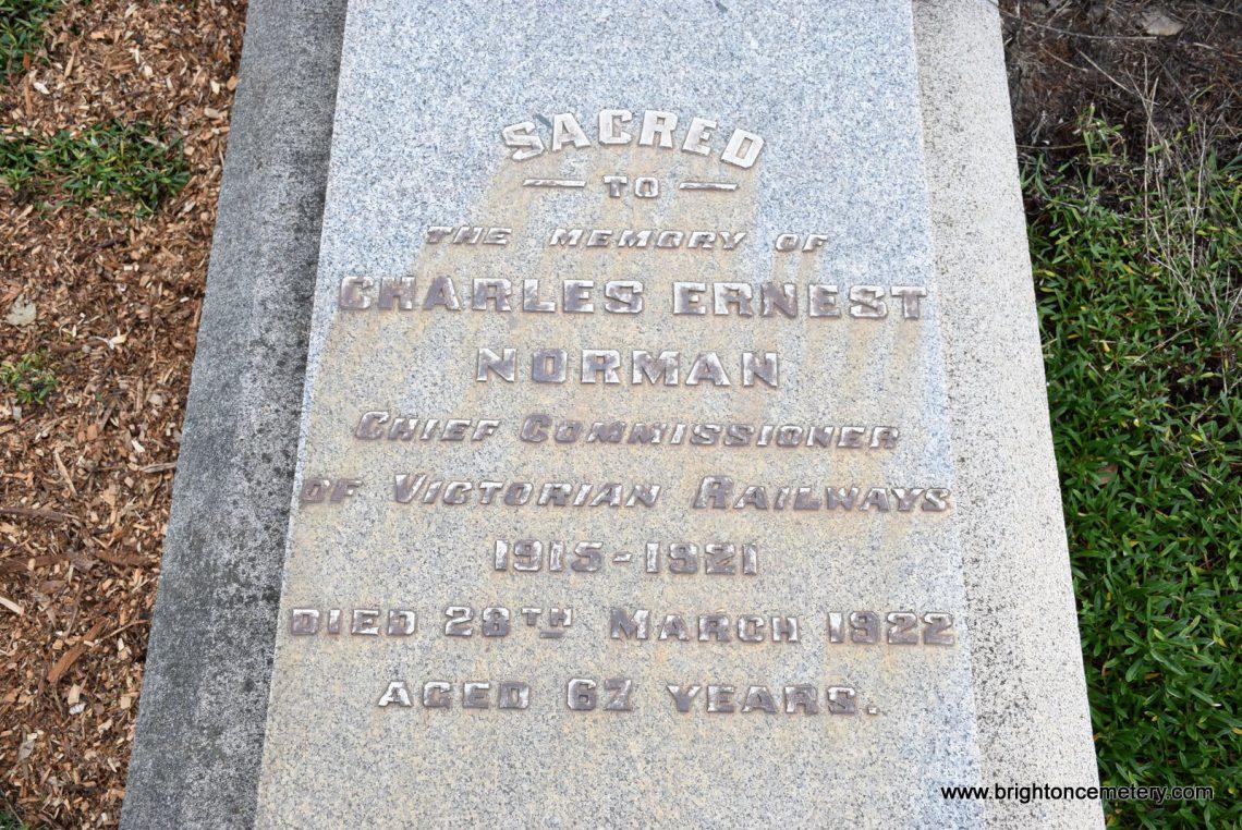 Charles Ernest Norman