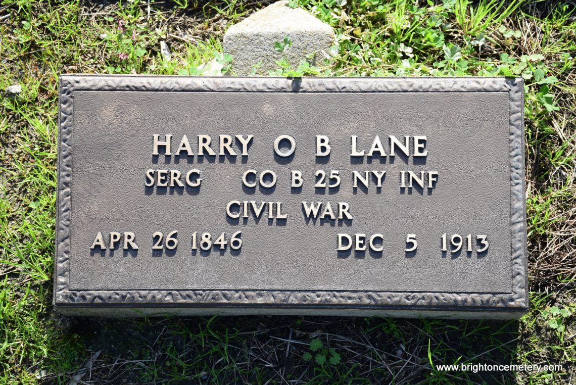 Harry Ouseley Blake Lane