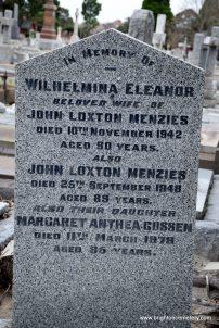 John Henry Loxton Menzies