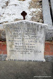 Marcus Edwy Wettenhall