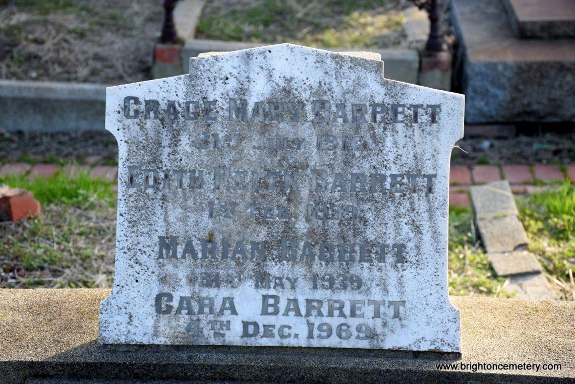 Edith Helen Barrett