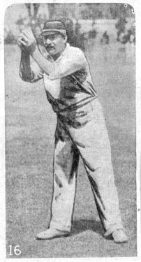 George Henry Stevens 'Harry' Trott
