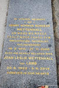 Henry Norman Burgess Wettenhall