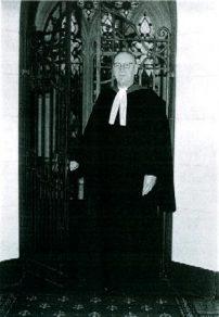 Rev. Sir C. (Clarence) Irving Benson