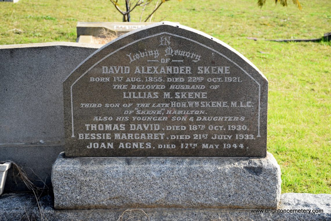 David Skene