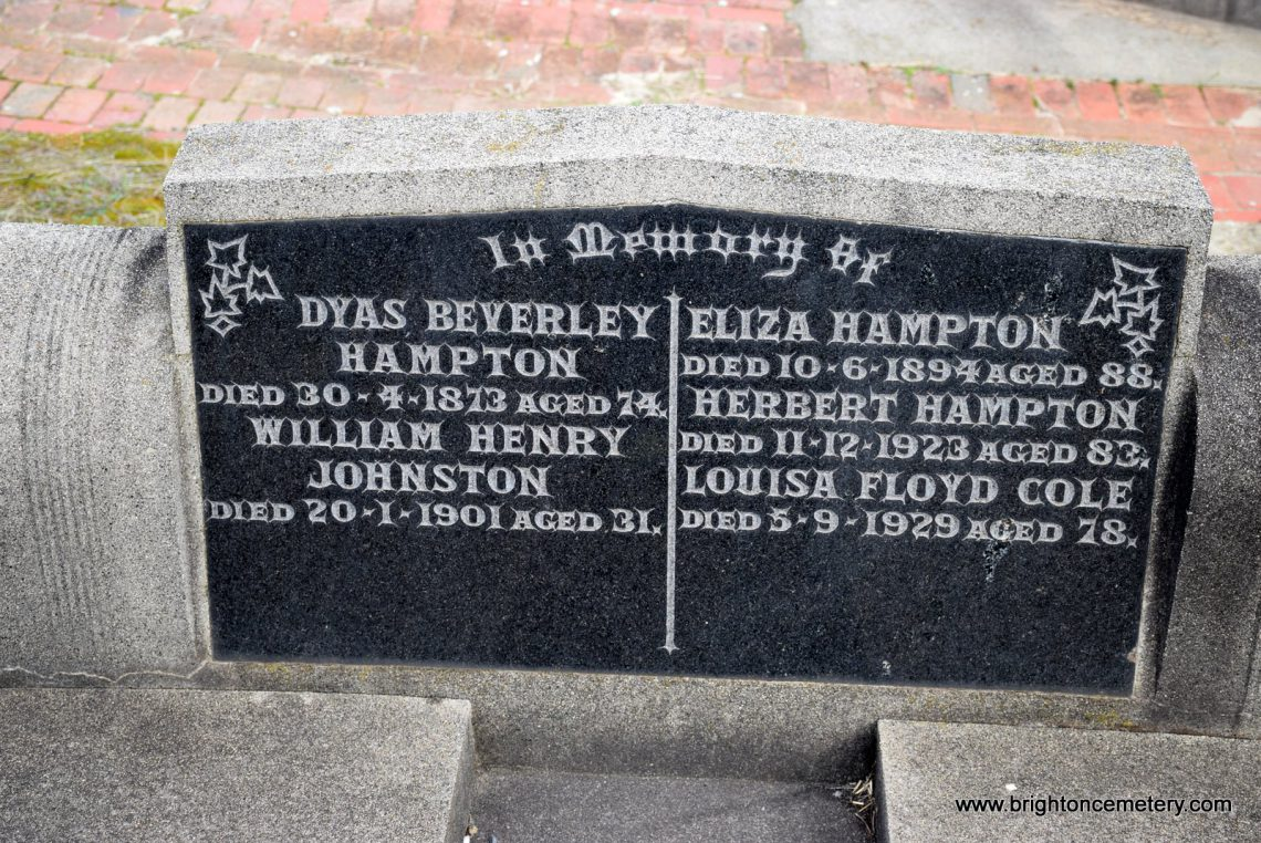 Dyas Beverley Hampton