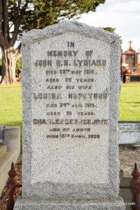 John Henry Stonehouse Lydiard