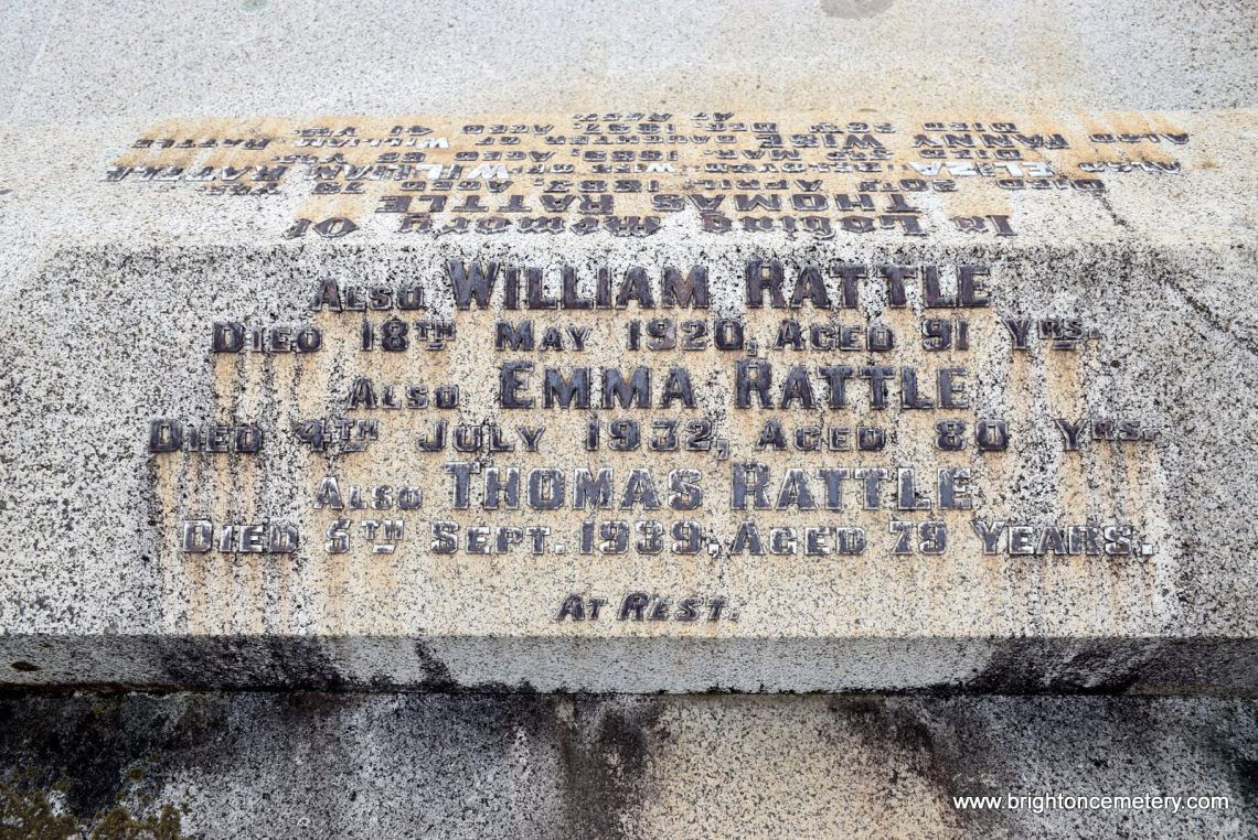 William Rattle