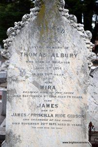 Thomas Albury