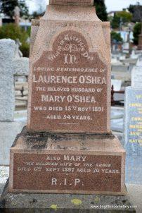 Laurence O'Shea
